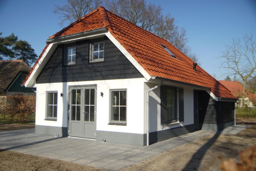 1 Voorzijde landhuis