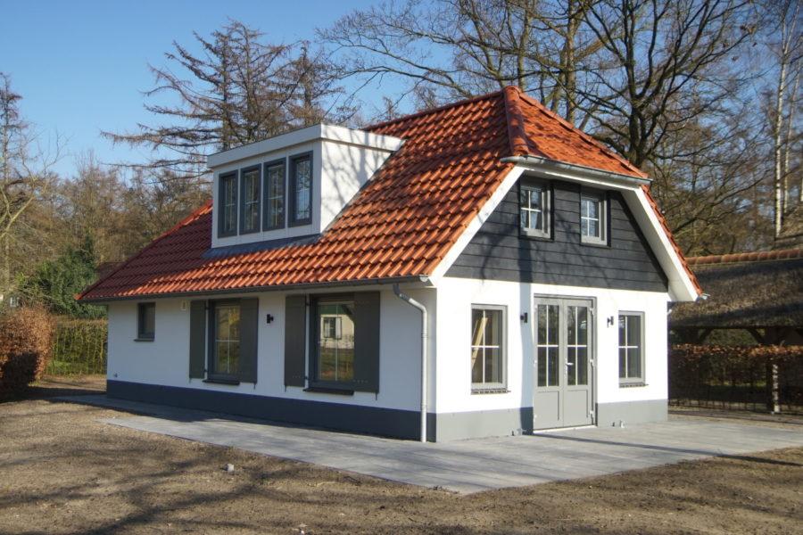 2 Voorzijde landhuis