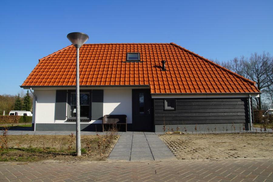 24 Zijkant landhuis